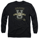 Long Sleeve: Jurassic Park - Jurassic U Long Sleeves