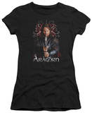 Juniors: Lord of the Rings - Aragorn T-Shirt