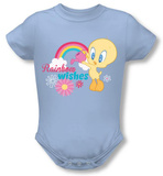 Infant: Baby Tweety - Rainbow Wishes T-Shirt