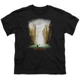 Youth: Lord of the Rings - Kings of Old T-shirts