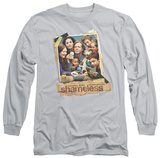 Long Sleeve: Shameless - Dinner Table T-shirts