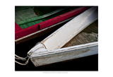 Wooden Rowboats VI Prints by Rachel Perry
