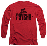Long Sleeve: Psycho - House on the Hill T-Shirt