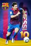 Messi-3D Posters