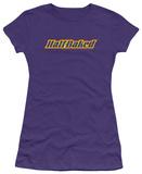 Juniors: Half Baked - Half Baked Logo T-shirts