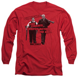 Long Sleeve: Hot Fuzz - Days Work T-shirts
