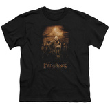 Youth: Lord of the Rings - Riders of Rohan T-Shirt