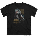 Youth: Lord of the Rings - Gimli T-shirts