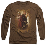Long Sleeve: Lord of the Rings - Rohan Royalty T-shirts