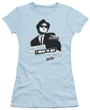 Juniors: The Blues Brothers - Women T-shirts
