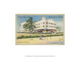 Miami Beach IV Print