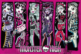 Monster High-Group Posters