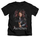 Youth: Lord of the Rings - Aragorn T-shirts