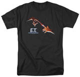 E.T. The Extra Terrestrial - E.T. Poster T-Shirt