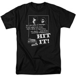The Blues Brothers - Hit It T-shirts
