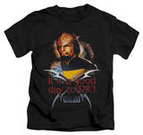 Youth: Star Trek - Good Day to Die T-shirts