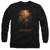 Long Sleeve: Lord of the Rings - Riders of Rohan T-Shirt