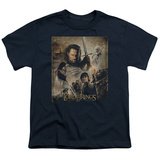 Youth: Lord of the Rings - ROTK Poster Shirts