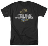 Smokey and the Bandit - Hat T-Shirt