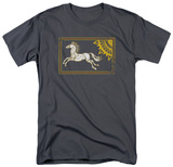 Lord of the Rings - Rohan Banner Tshirts
