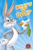 """Bugs Bunny : """"quoi de neuf, Docteur"""" (Looney Toones) Posters"""
