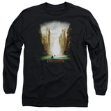 Long Sleeve: Lord of the Rings - Kings of Old T-Shirt