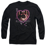 Long Sleeve: Sizteen Candles - Candles T-shirts