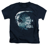 Youth: Lord of the Rings - Cave Troll T-shirts