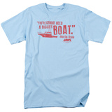 Jaws - Bigger Boat T-shirts