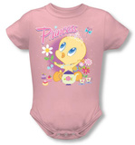 Infant: Baby Tweety - Princess T-shirts