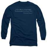 Long Sleeve: Field of Dreams - Believe the Impossible T-shirts