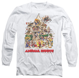 Long Sleeve: Animal House - Poster Art T-shirts
