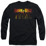 Long Sleeve: Dawn of the Dead - Walking Dead T-shirts