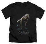Youth: Lord of the Rings - Gollum T-Shirt