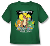 Toddler: Land Before Time - The Great Valley T-shirts