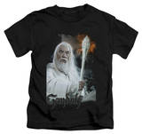 Youth: Lord of the Rings - Gandalf T-shirts