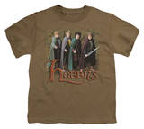Youth: Lord of the Rings - Hobbits T-Shirt