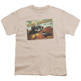 Youth: Back to the Future - Hill Valley Postcard T-shirts