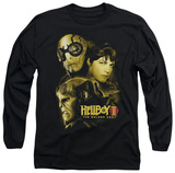 Long Sleeve: Hellboy II - Ungodly Creatures T-Shirt