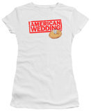 Juniors: American Wedding - Wedding Logo T-shirts
