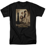 Lord of the Rings - TT Poster T-shirts