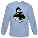 Long Sleeve: The Blues Brothers - Women T-Shirt