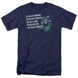 Jurassic Park - God Creates Dinosaurs T-shirts