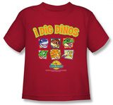 Toddler: Land Before Time - I Dig Dinos Shirt