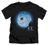 Juvenile: E.T. The Extra Terrestrial - E.T. Moon Scene T-Shirt