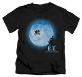 Youth: E.T. The Extra Terrestrial - E.T. Moon Scene T-shirts