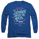 Long Sleeve: Back to the Future - Under the Sea T-shirts