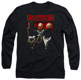 Long Sleeve: Halloween II - Trick or Treat T-Shirt