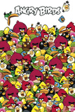 Angry Birds-Pile Up Photographie