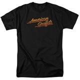 American Grafitti - Neon Logo Shirt